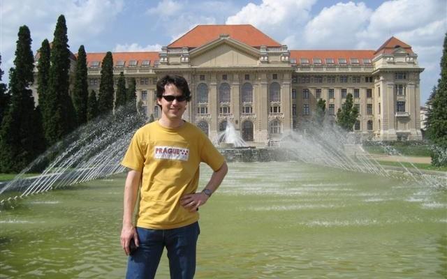 Szilagyi Balazs @ Debrecen University