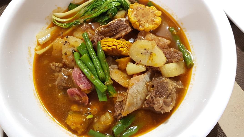 Beef Pochero (Tagalog Style)1