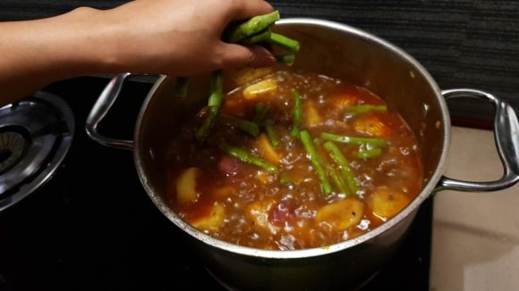 Beef Pochero (Tagalog Style)-10