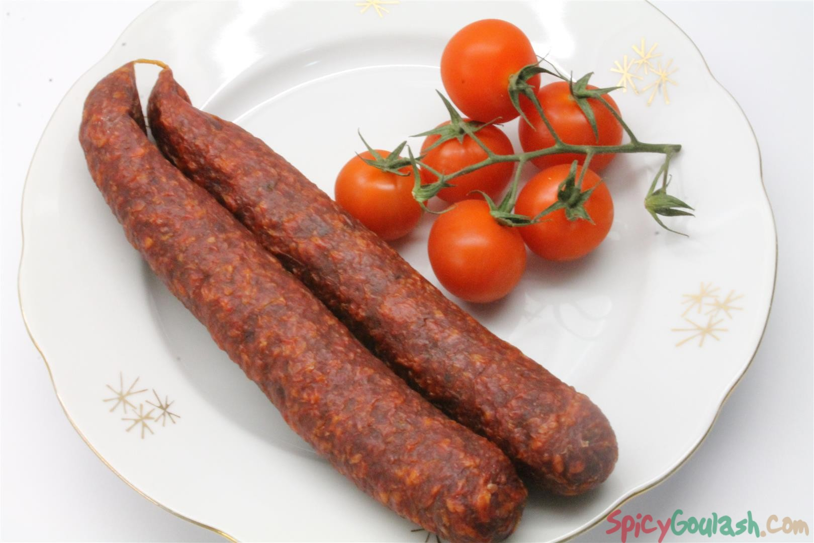 how to cook hungarian sausage