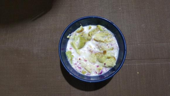 Salad-Ginataang Talong-8