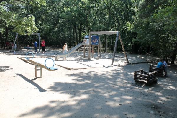 Széchenyi-hegy playground