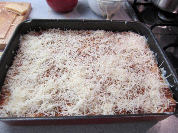 Authentic lasagna bolognese recipe 7