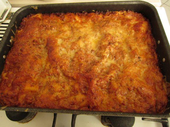 Authentic lasagna bolognese recipe 8