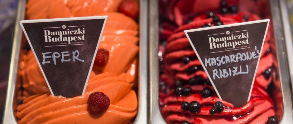 Damniczki ice cream