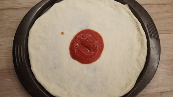 Pizza capricciosa recipe 2