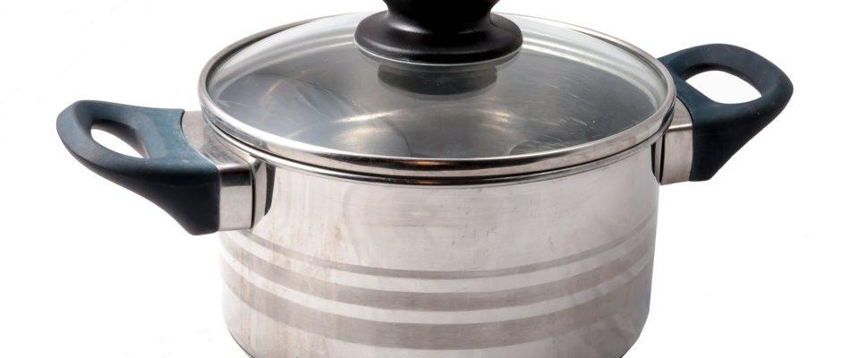 steel cookware