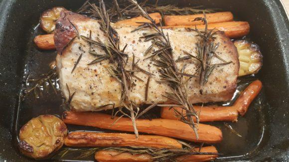 Rosemary pork loin recipe 4