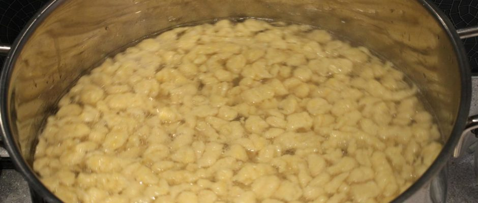 Spaetzle recipe 4